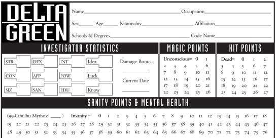 Click to download the Delta Green character sheet