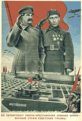 stalin_putin propaganda